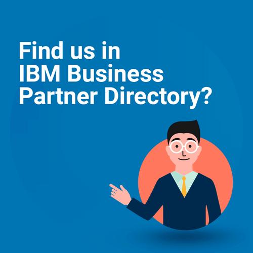 Find us in IBM Business Partner Directory?